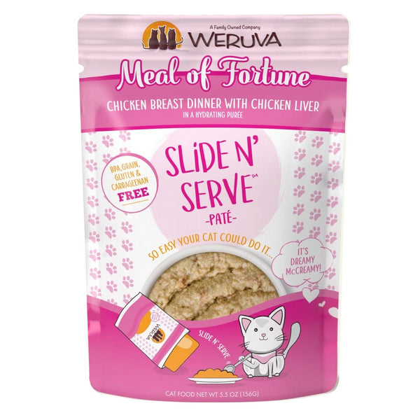WERUVA Cat Pouch - Meal of Fortune - Chicken