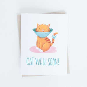 Card - Get Well Soon