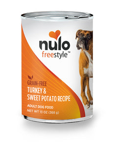 NULO Dog Canned Adult - Turkey & Sweet Potato Recipe