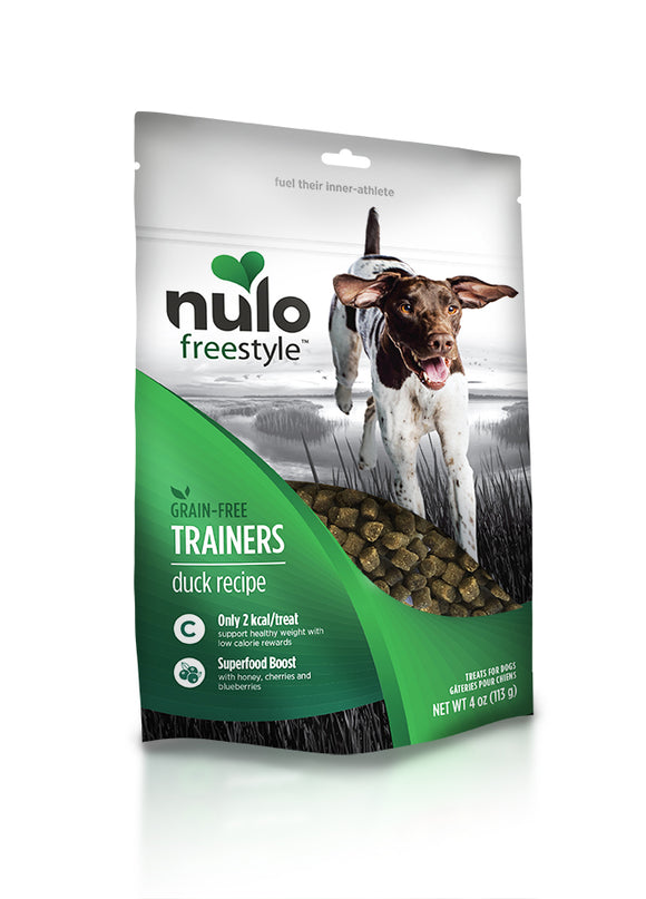 NULO Dog Training Treats - Duck