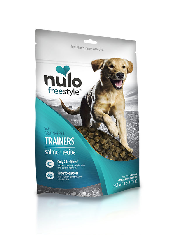 NULO Dog Training Treats - Salmon