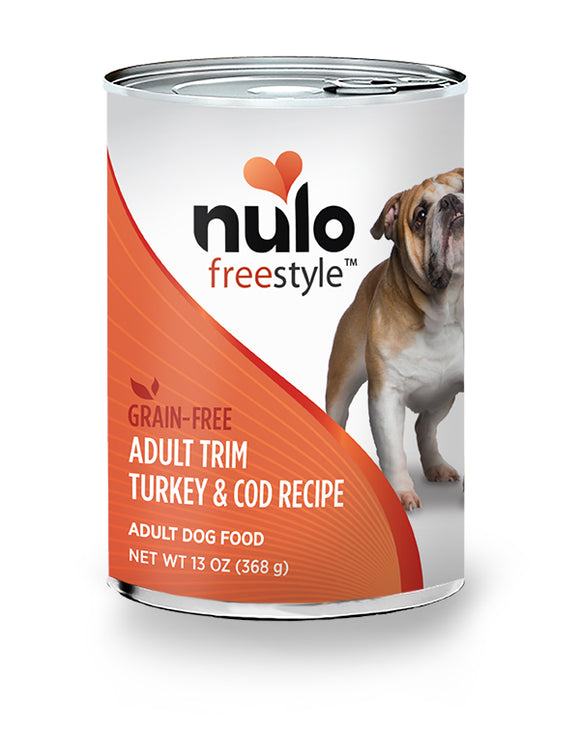 NULO Dog Canned Adult Trim - Turkey & Cod Recipe