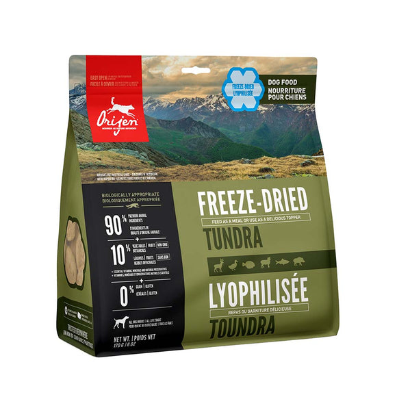 ORIJEN Dog Freeze Dried - Tundra