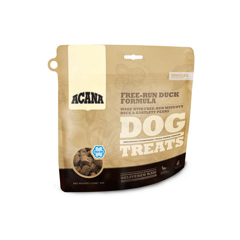 ACANA Dog Treats - Free-Run Duck