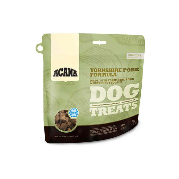 ACANA Dog Treats - Yorkshire Pork