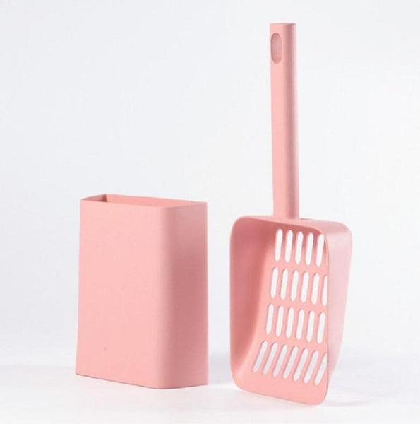 Cat Litter Scoop with Stand
