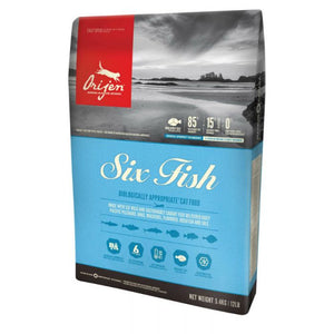 ORIJEN Cat Food - Six Fish
