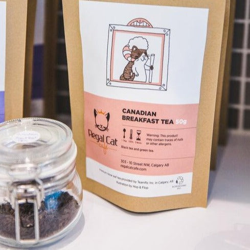 Loose Leaf Tea - Canadian Breakfast Tea