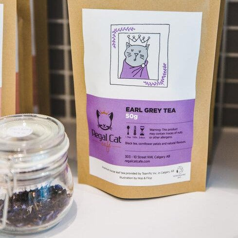 Loose Leaf Tea - Earl Grey Tea