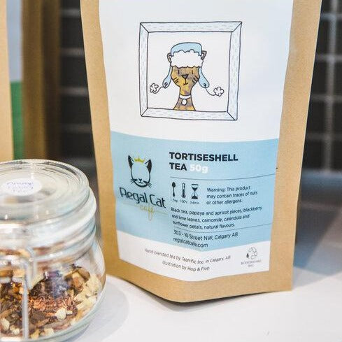 Loose Leaf Tea - Tortiseshell Tea