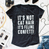 It's not Cat Hair