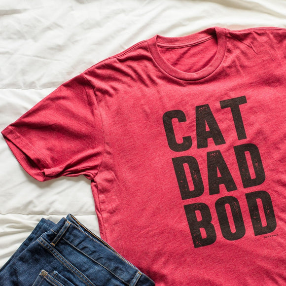 Cat Dad Bod
