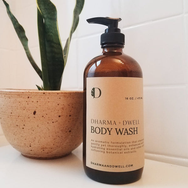 Grapefruit + Ginger Body Wash (1 oz.)