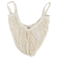 Organic Cotton String Bag (Short Handles)