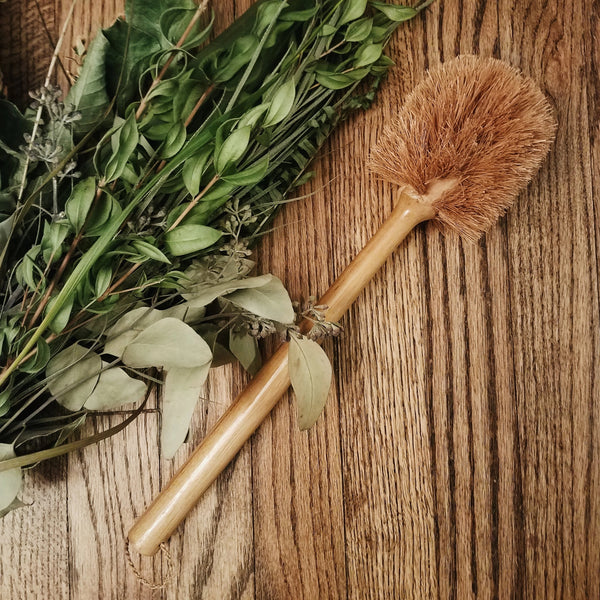 Natural Toilet Cleaning Brush