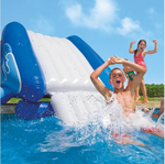 Kool Splash Inflatable Play Center Swimming Pool Water Slide