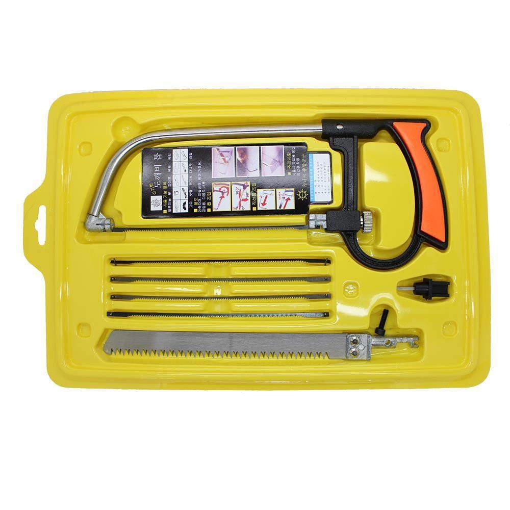 8 in 1 Multi Purpose Magic Saw Set