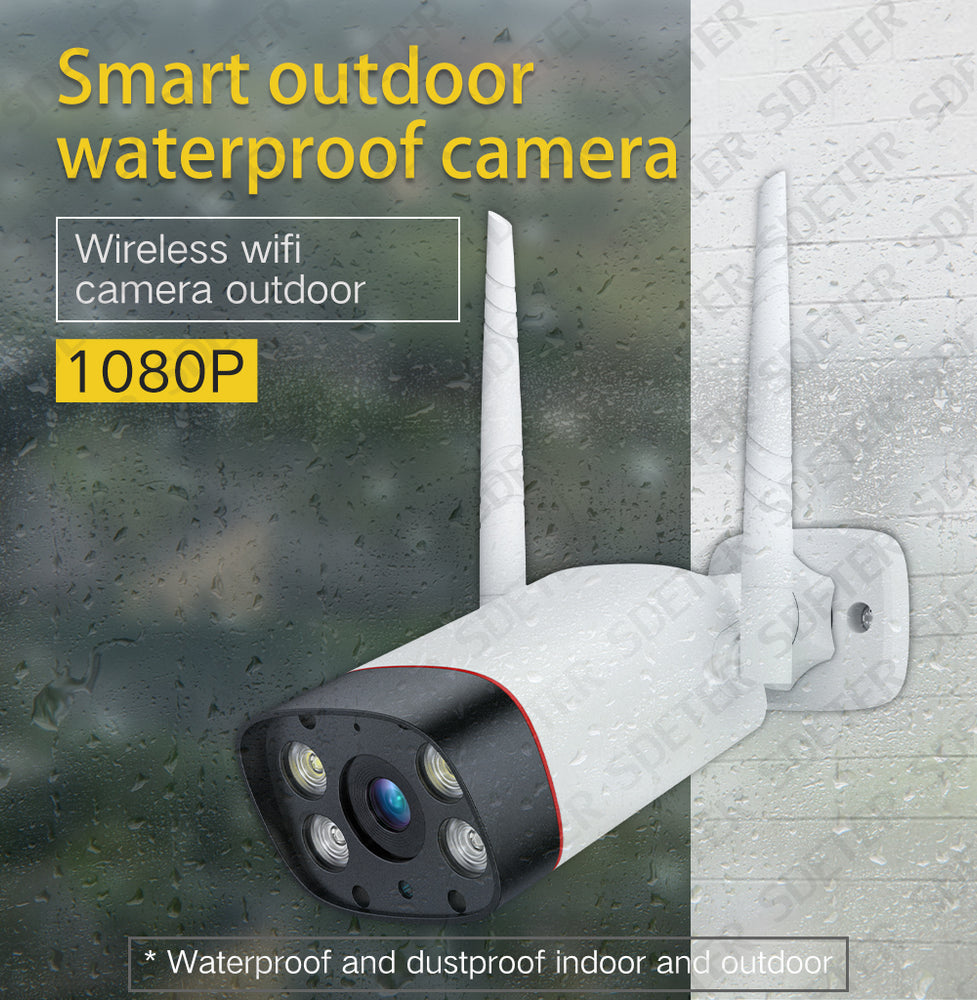 EAGLEMASTERSIGHT™ Wifi indoor outdoor security camera system