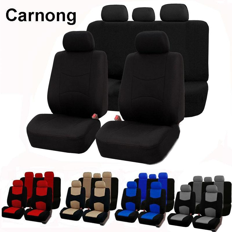 Auto Cloth Universal Car Seat Covers