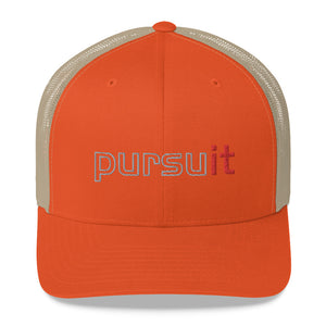 Pursuit Trucker Cap (8 color options)
