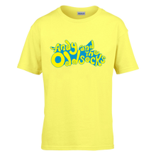 Load image into Gallery viewer, Logo Yellow Tee