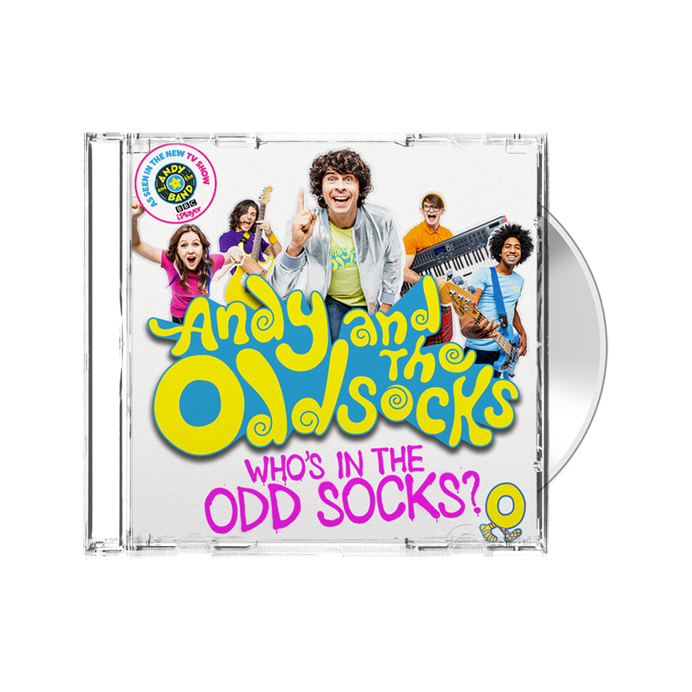 Who's in the Odd Socks? (CD)