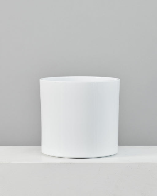 ERA PLANTER (WHITE) Medium 12 Inch
