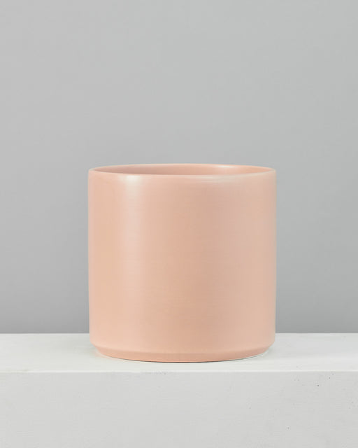REVIVAL CERAMICS - PEACHY COTTA - Medium 12 Inch