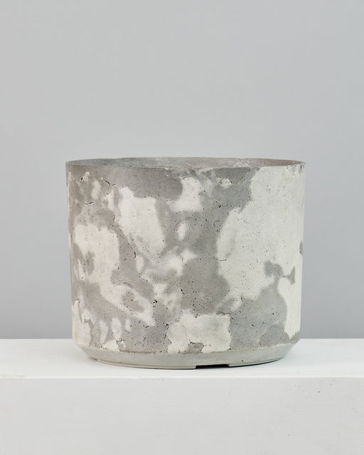 BRIAN MORROW ARTIST EDITION CONCRETE PLANTER, Large 16 Inch #2