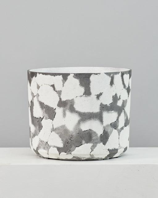 BRIAN MORROW ARTIST EDITION CONCRETE PLANTER, Large 16 Inch #9