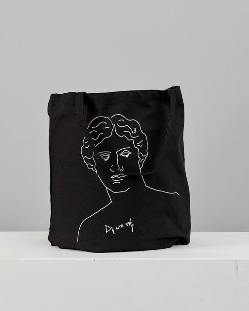 Dynasty Tote Bag - Black