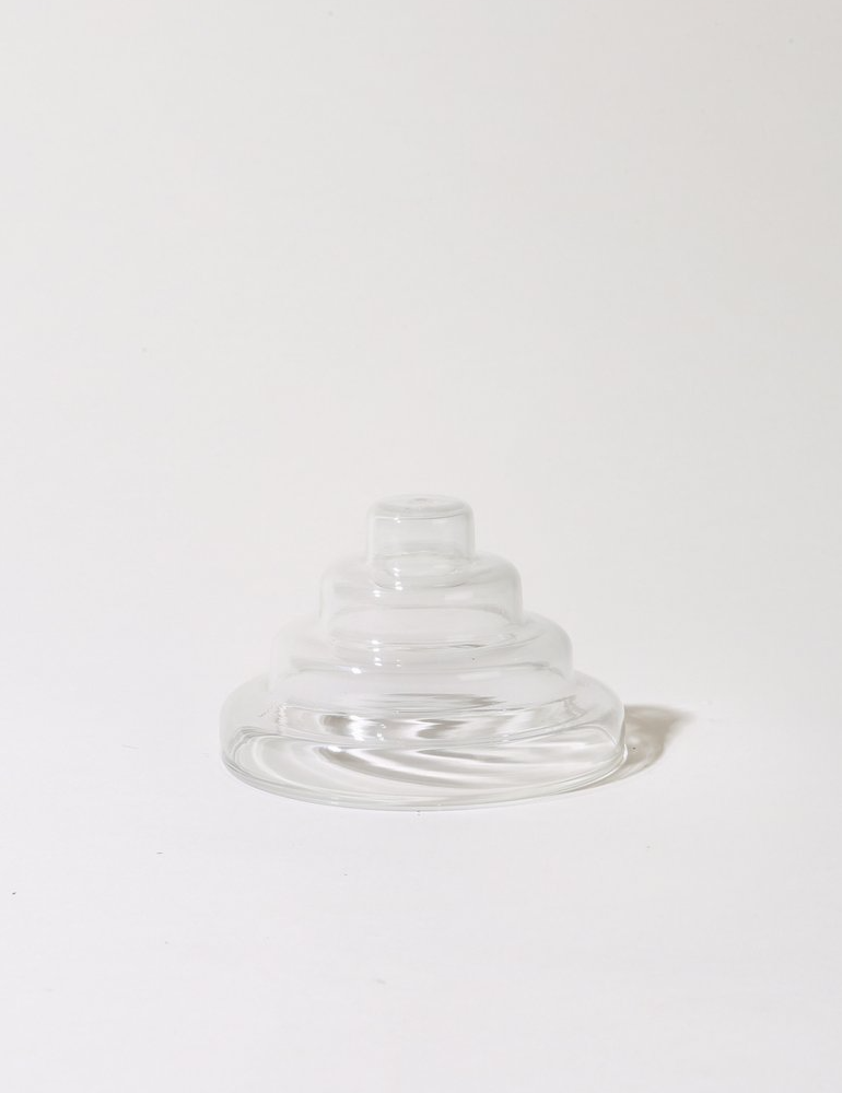 YIELD - Glass Meso Incense Holder