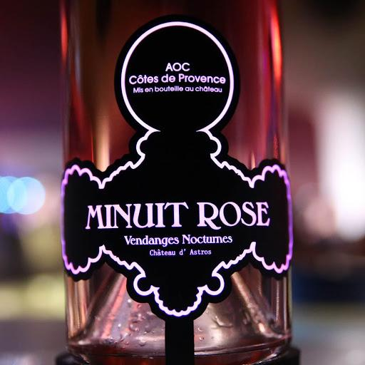 Minuit Rose Luminous