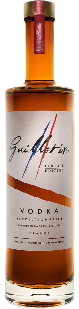 Guillotine Vodka - Heritage