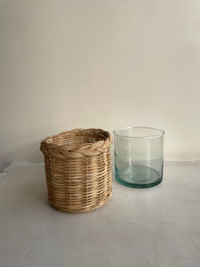 (ITEM OF THE WEEK) Wicker Planters by Tropicale