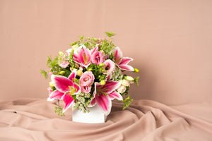 Pretty in Pink - Spruce Florals & Events