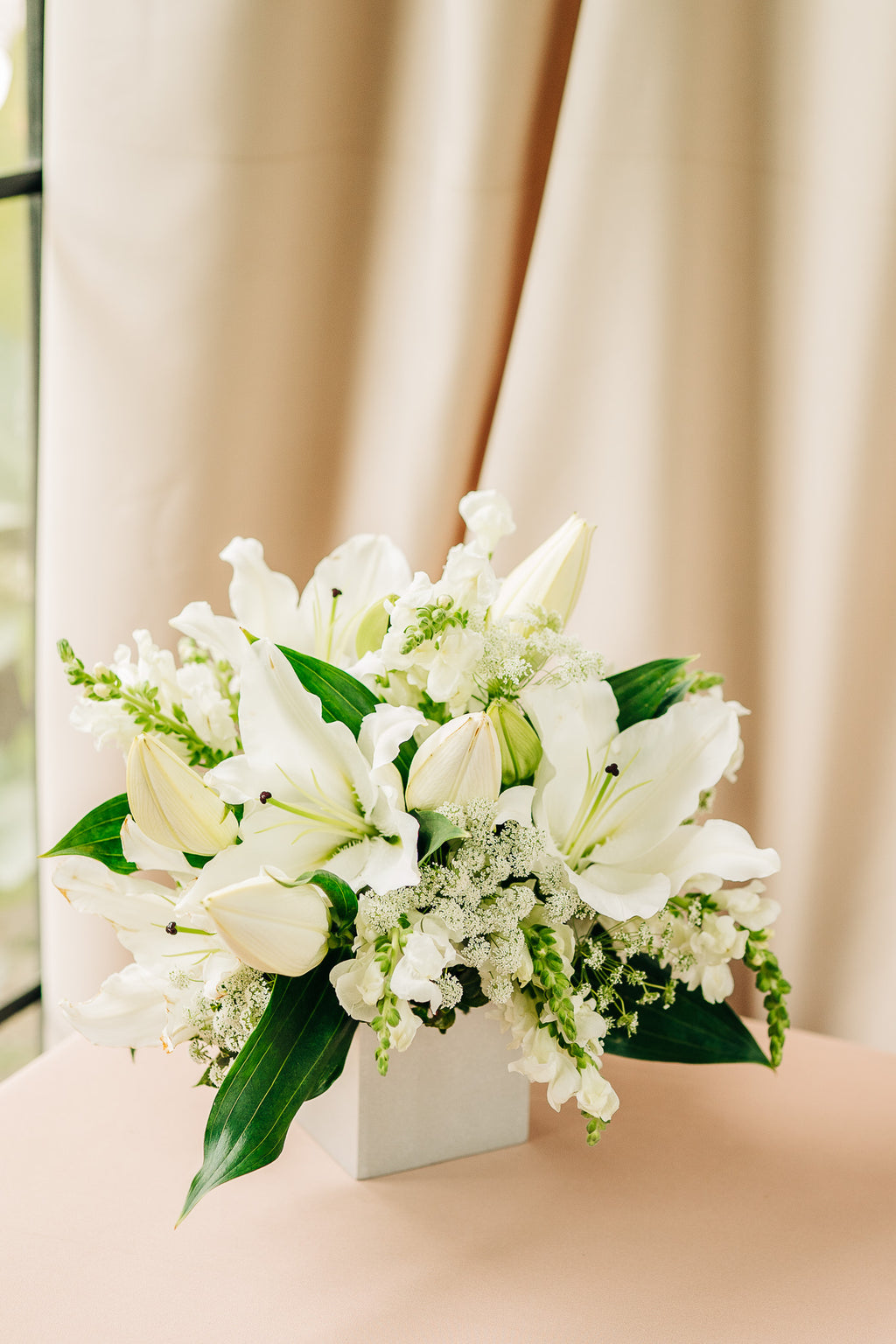 White Lilies - Spruce Florals & Events