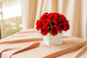 Imported Roses - Spruce Florals & Events
