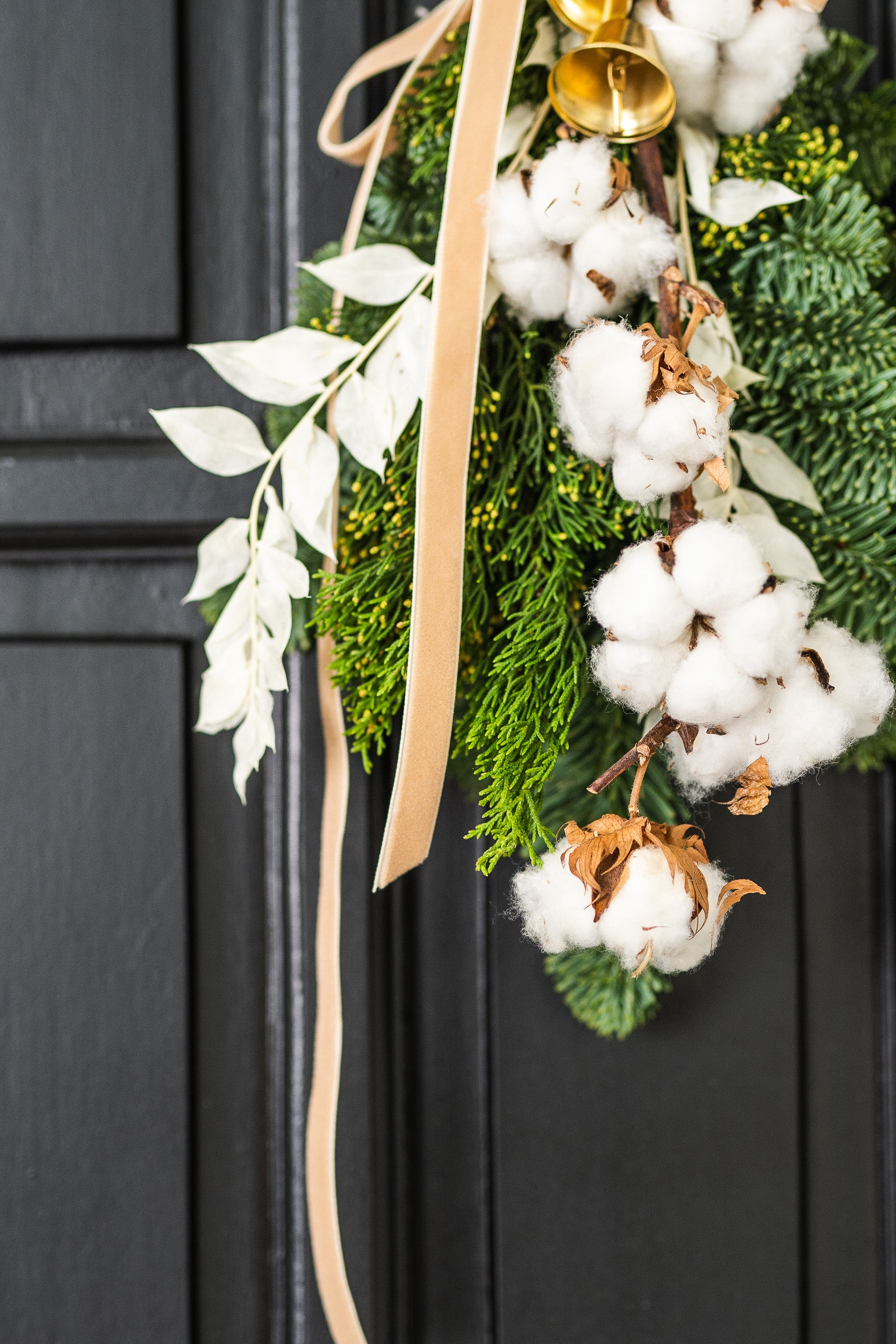 Cotton Door Hanger