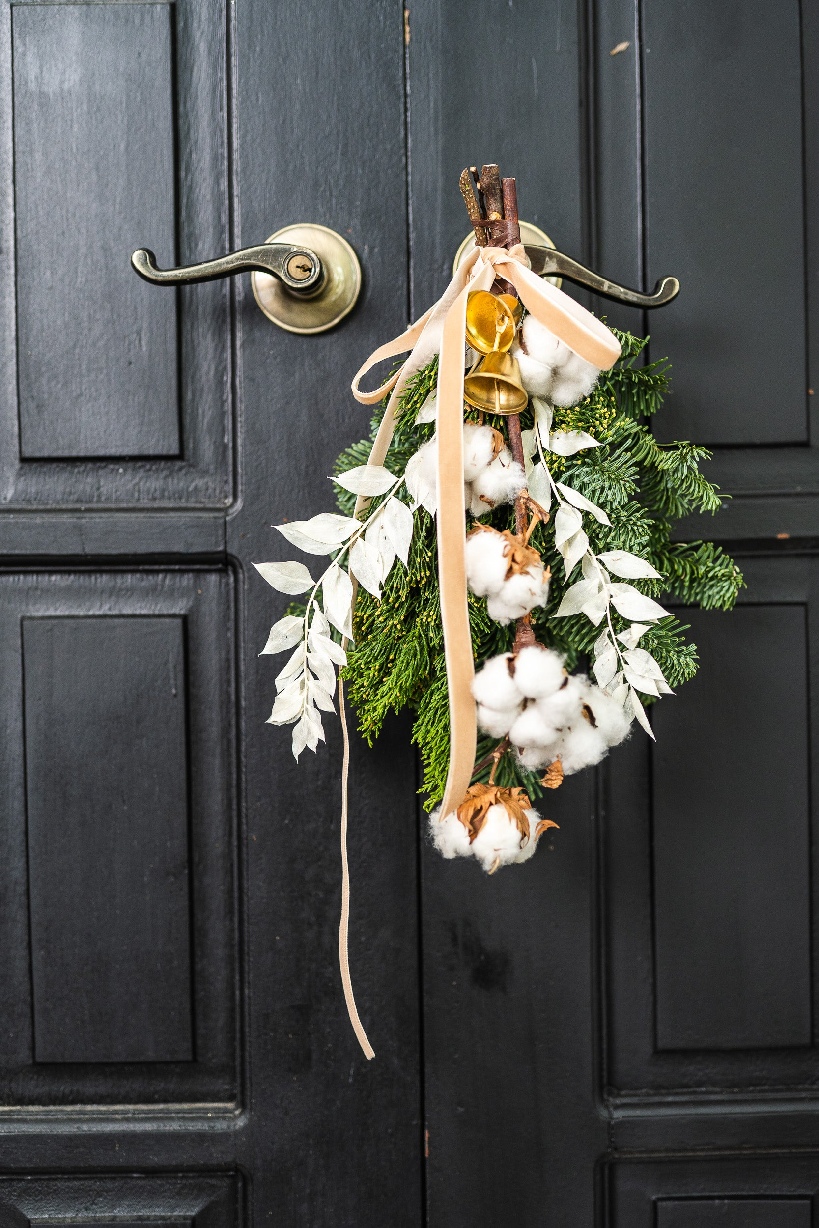 Cotton Door Hanger Hamper