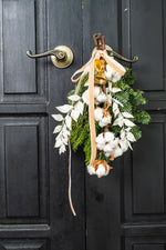 Load image into Gallery viewer, Cotton Door Hanger Hamper