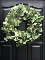 Load image into Gallery viewer, Dried Eucalyptus Wreath