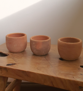 Mini Terracota Egg Pot