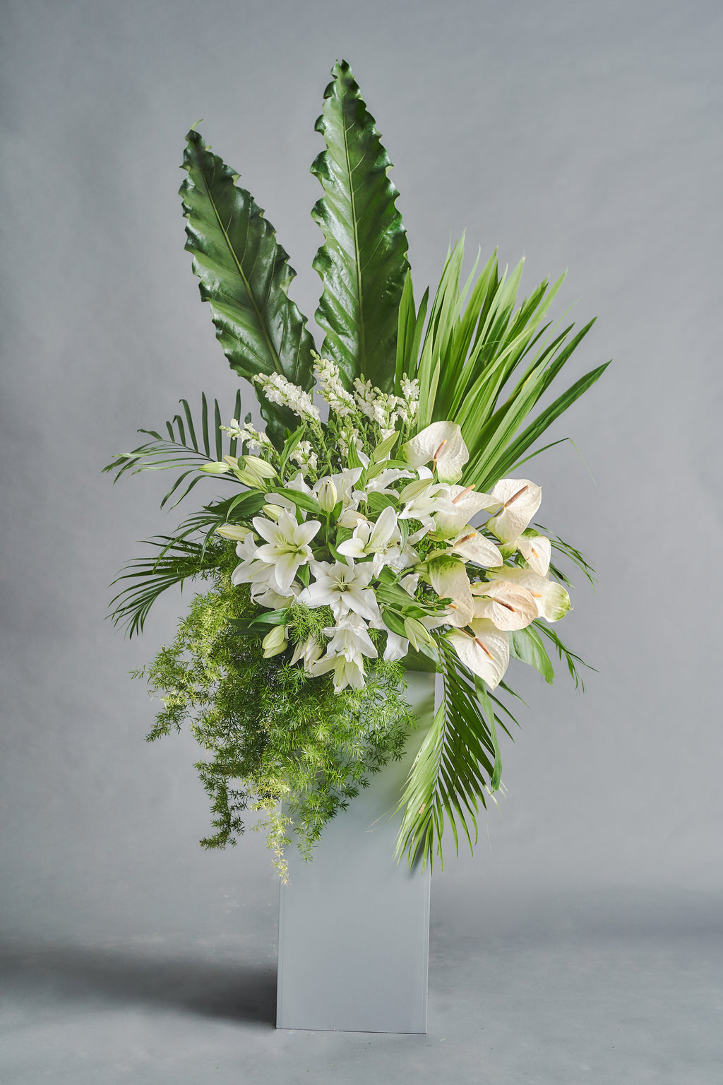 Eternity (Pedestal) - Spruce Florals & Events