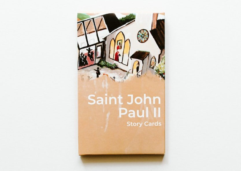 Saint John Paul II Story Cards