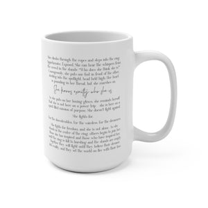 Open image in slideshow, Ring Leader Mug