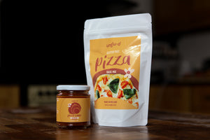 Pizza Making Kit - Gluten Free