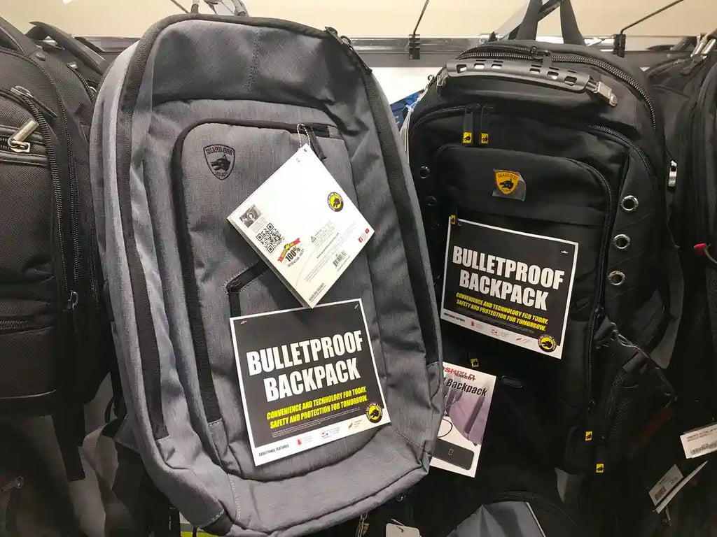 The Guardian: Bulletproof backpacks see 300% spike in sales in the week after mass shootings
