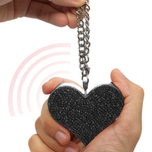 Load image into Gallery viewer, HeartBeat Keychain Alarm
