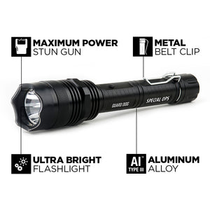 Special Ops - 380 Lumens - Tactical Flashlight